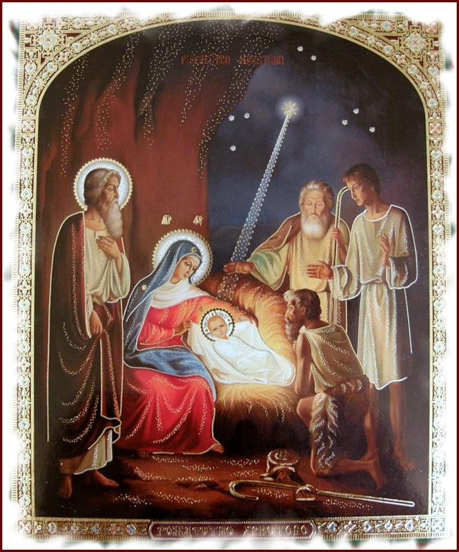 Слово святителя Тихона Задонского «О воплощении Сына Божия»