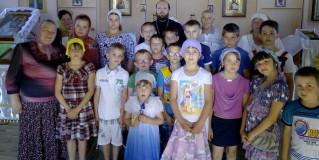 Воскресная школа при Храме имени св. Тихона Задонского