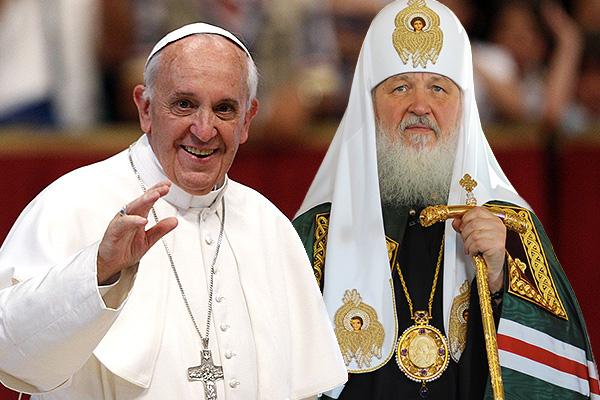 Встречаясь с Папой, Святейший Патриарх Кирилл последовал евангельскому примеру Спасителя… — митрополит Ионафан (Елецких)
