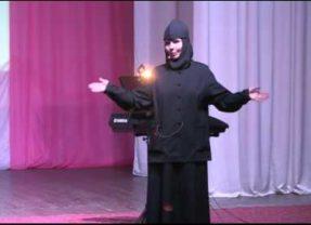 Встреча с монахиней Авраамией (Юлией Юрик)